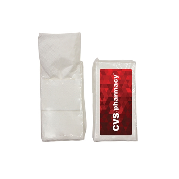 Portable Tissue Pack