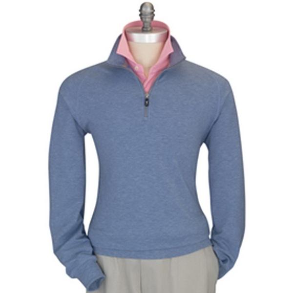 Fairway & Greene Men's Old School 1/4 Zip Pullover