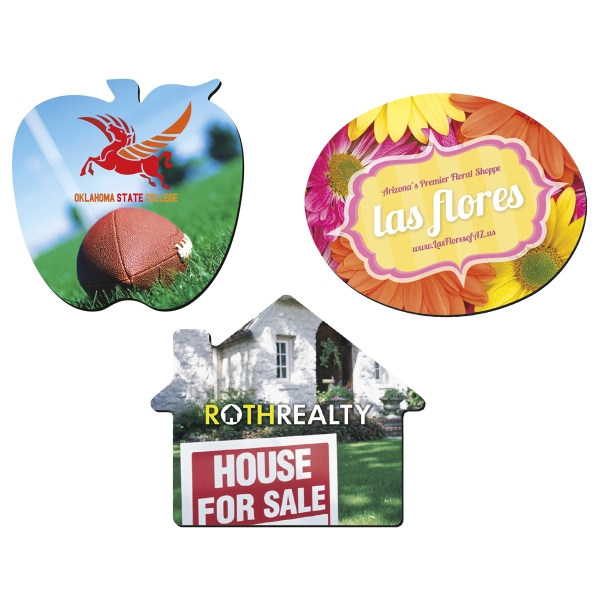 Stock Shape - Fabric Surface Mouse Pad