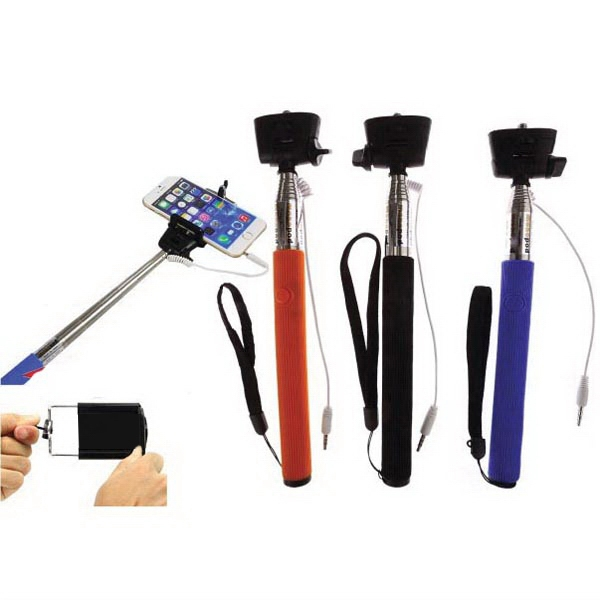 Wired Extendable Selfie Stick