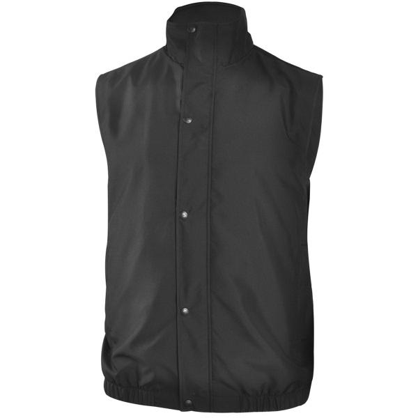 Monterey Club Windvest with side seam pockets