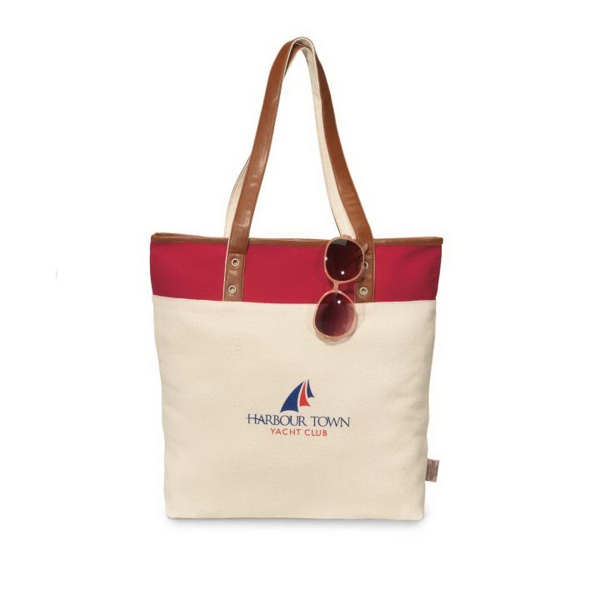 Taylor Cotton Fashion Tote