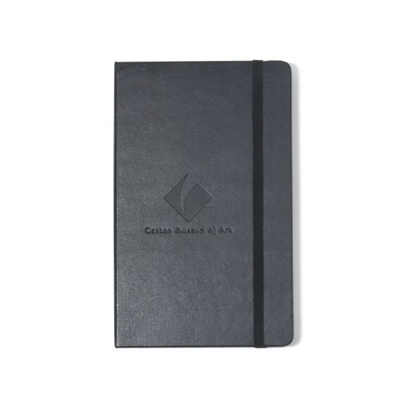 Moleskine (R) Hard Cover Ruled Large Notebook
