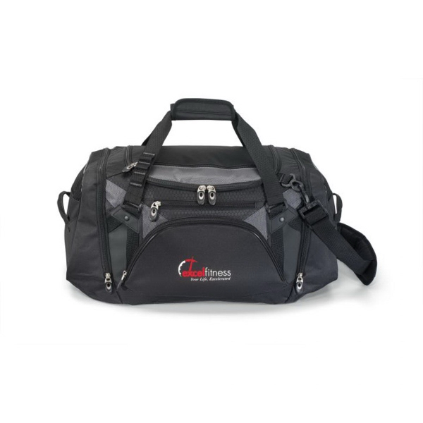 Vertex (TM) Tech Duffel