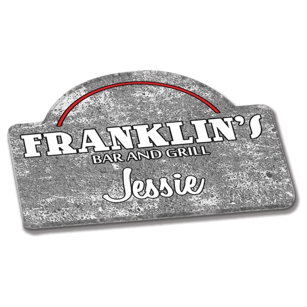 Custom Magnetic Name Tags | Magnetic Name Tags with Logo