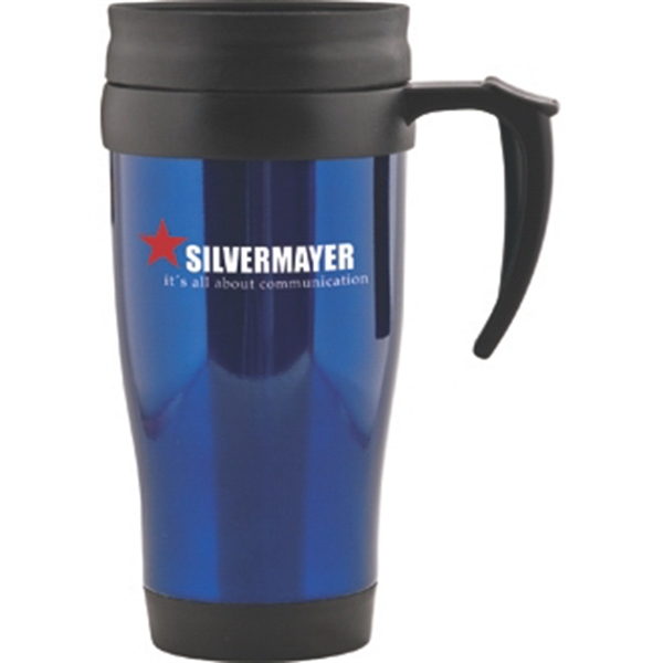 15 oz Tahoe Stainless Travel Mug