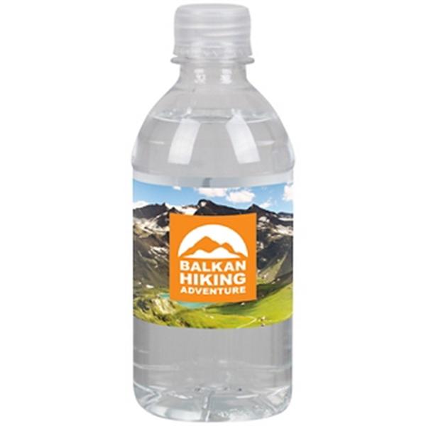 12oz Water Bottle Standard Label