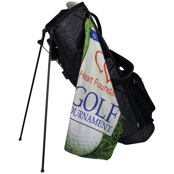 Full Color Golf Towel