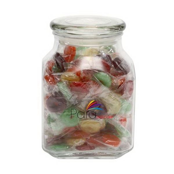 Life Savers in Large Glass Jar - Life Savers in Large Glass Jar