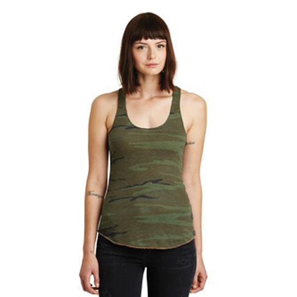 Alternative Meegs Eco-Jersey Racer Tank.