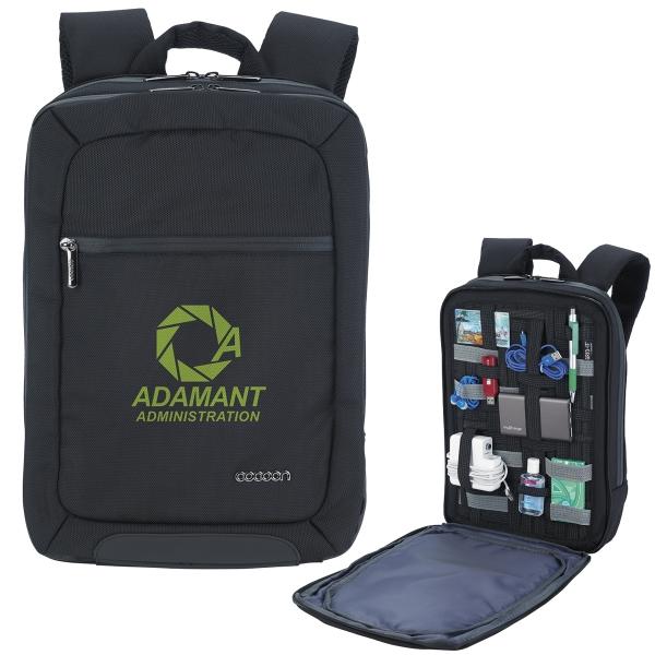 SLIM Backpack with GRID-IT! (TM)