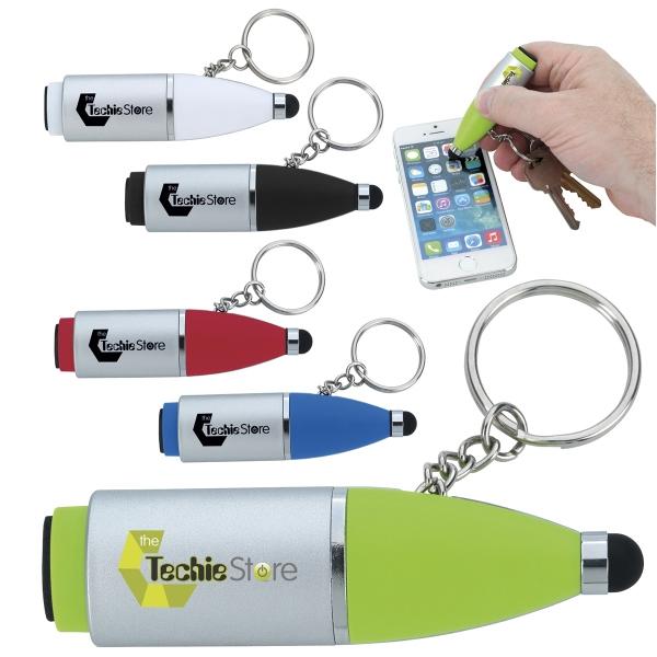 Twist Tech Keychain