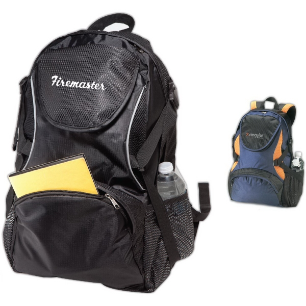 The Comfort Zone Backpack - Backpack for the outdoor adventurer.