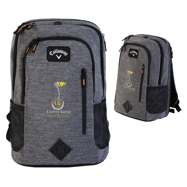 Callaway (R) Clubhouse Backpack