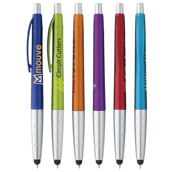 Flav Metallic Stylus Pen