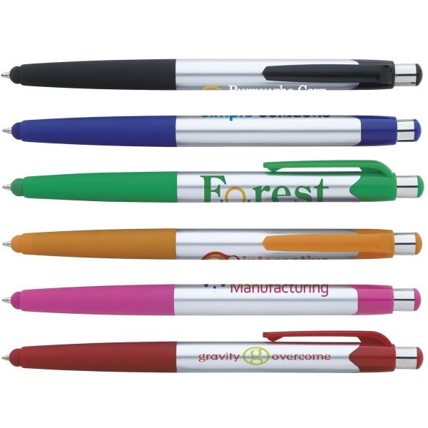 Party Silver Stylus Pen