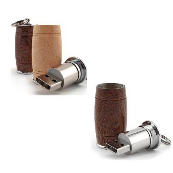 Barrel Drive USB 2.0