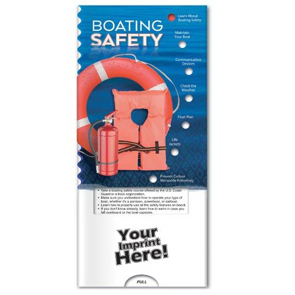 Pocket Slider (TM) - Boating Safety - Pocket Slider - Boating Safety