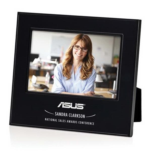 "Puzzler Frame - Black 4""x6"" Photo"