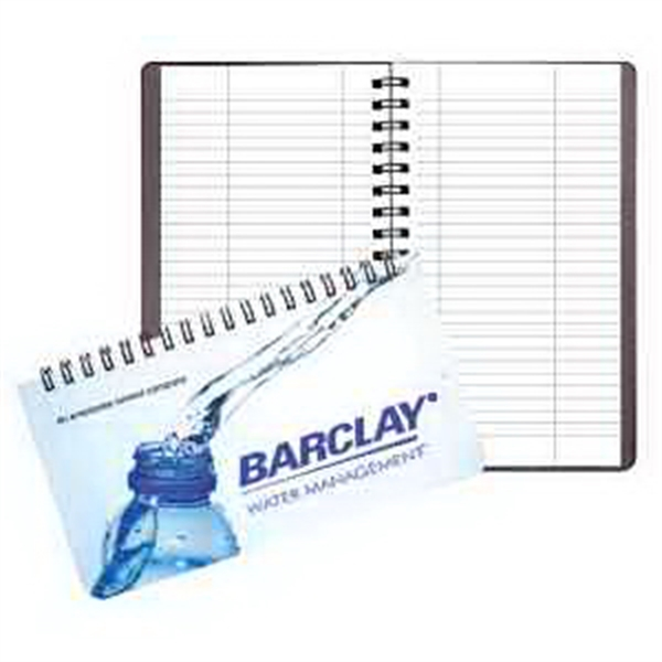 Tally Book - Full Color