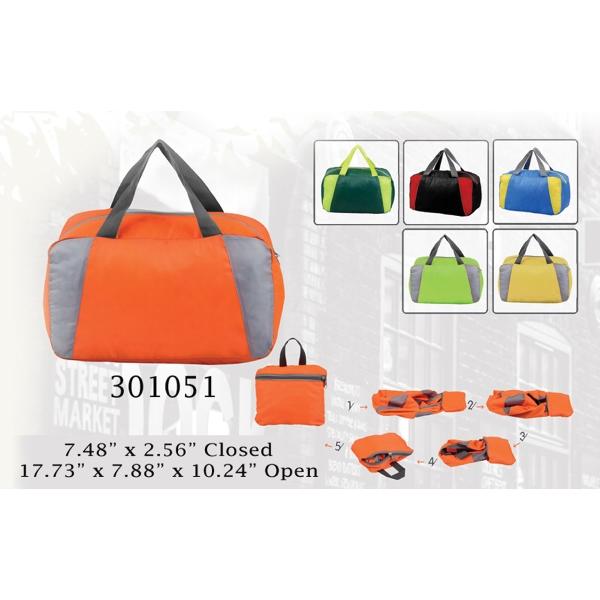 Compact Duffel Folding Hand Bags
