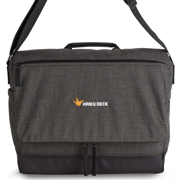 Heritage Supply(TM) Tanner Computer Messenger Bag