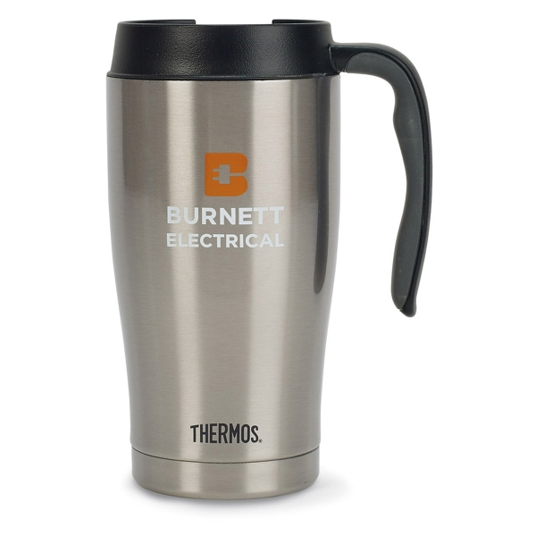 Thermos® Stainless Steel Travel Mug - 22 oz.