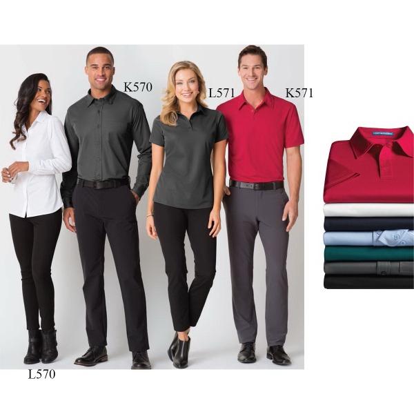 Port Authority® Dimension Polo Shirt