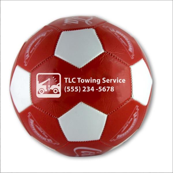 Soccer Ball Standard Size 5 - Ships DEFLATED