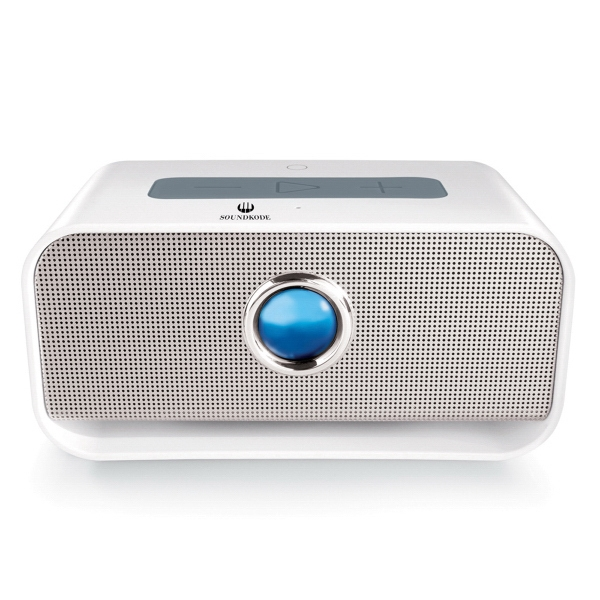 Brookstone Big Blue Live 2 Wireless Bluetooth/NFC Speaker