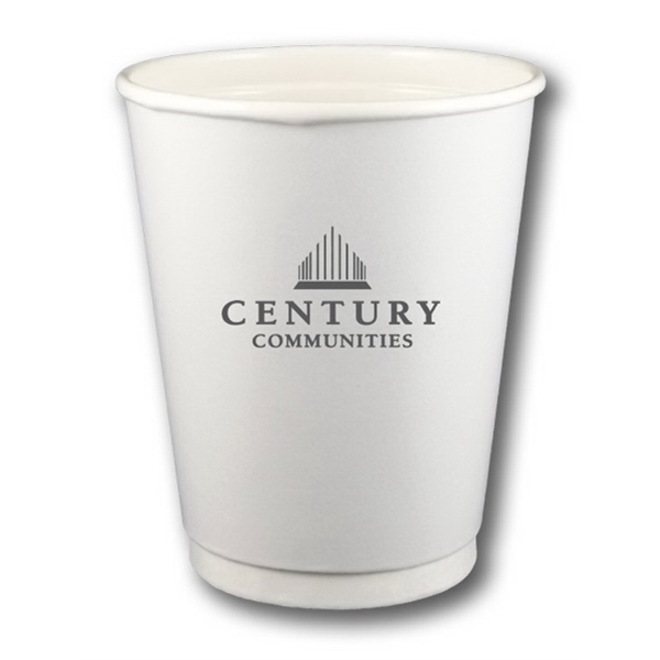 12 oz. Double-Wall Paper Hot Cup