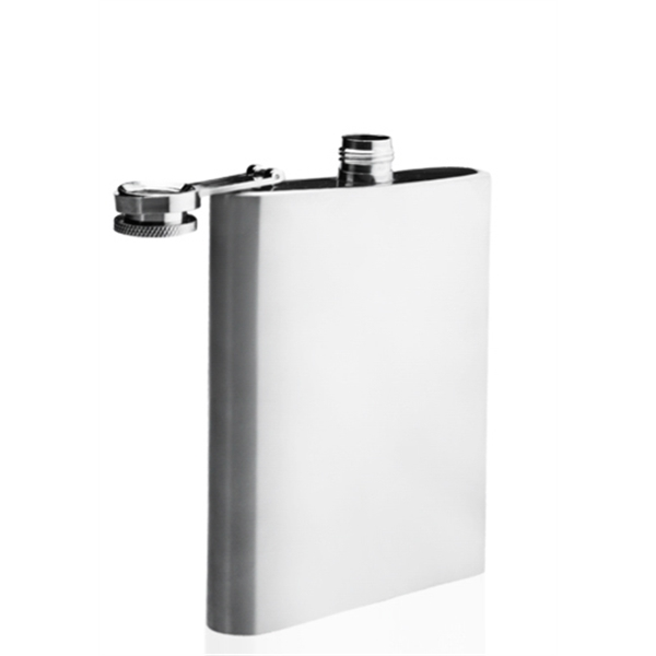 Verano Stainless Steel Hip Flasks