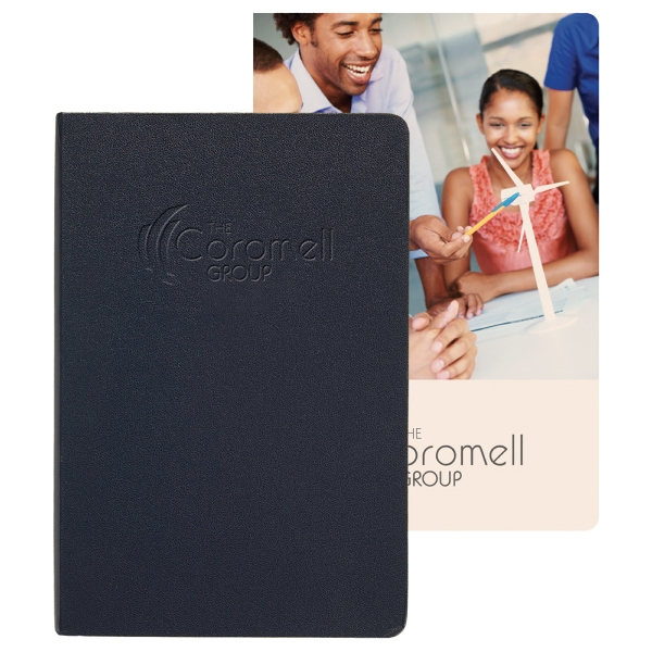 Ambassador Graphic Page Bound JournalBook™