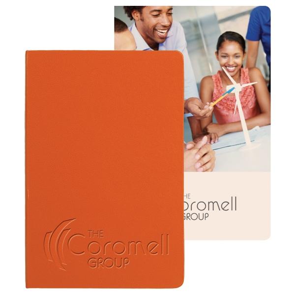 Ambassador Graphic Page Deboss Plus JournalBook™