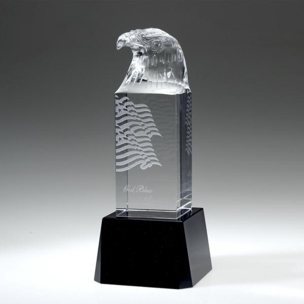 """Award-Eagle 8""""w x 2 3/8""""h x 2 3/8""""d"""