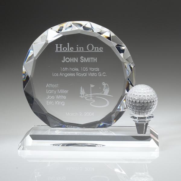 """Award-Golf Trophy 5 1/4"""""""