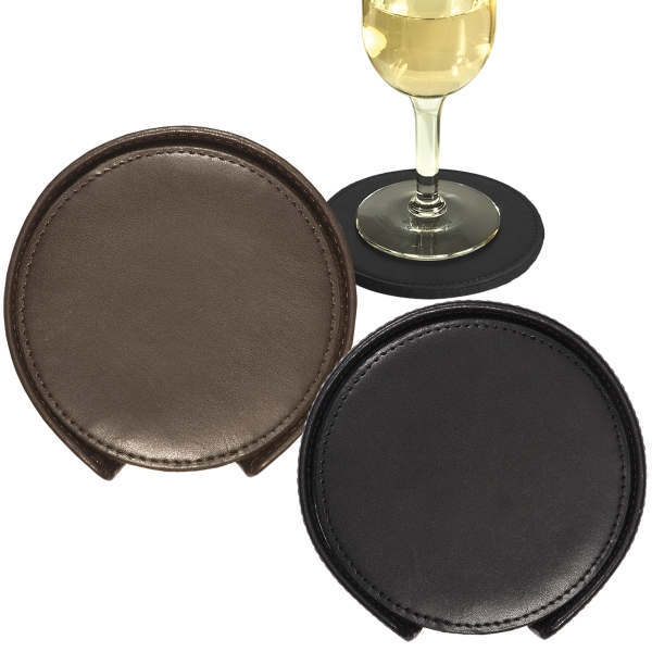 Lincoln Center™ Round Coaster Set