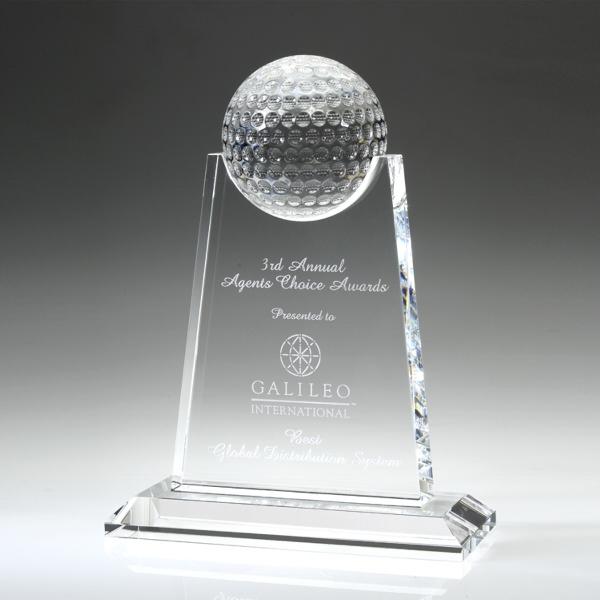 """Award-Paramount Golf Trophy 7"""""""