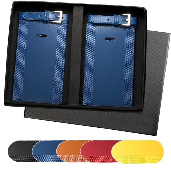 Majestic™ Two Luggage Tag Set