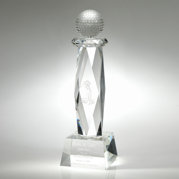 "Award-Ultimate Golf Trophy 15"""