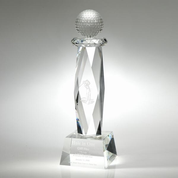 "Award-Ultimate Golf Trophy 17"""
