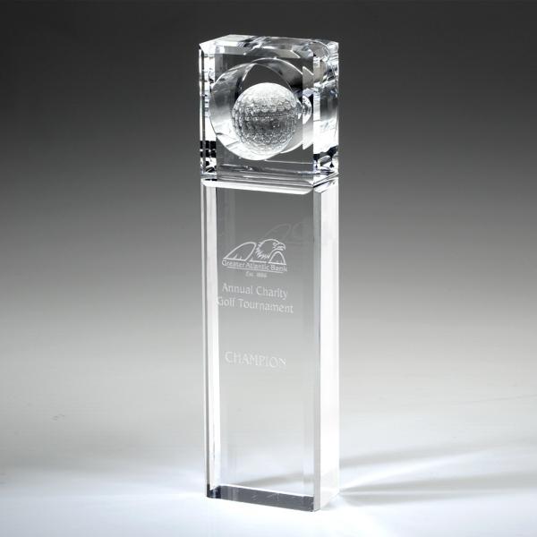 "Award-Absolute Golf Trophy 7"""