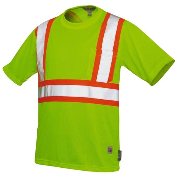 Richlu® Safety Short Sleeve T-Shirt