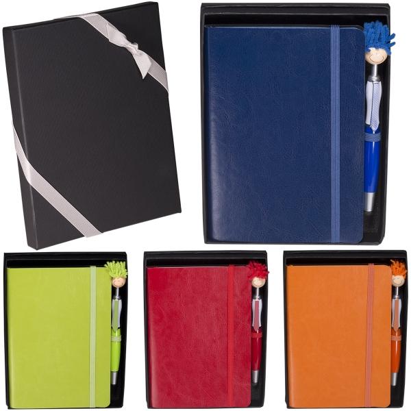 Venezia™ Carnivale Journal& MopToppers® Stylus Pen Set