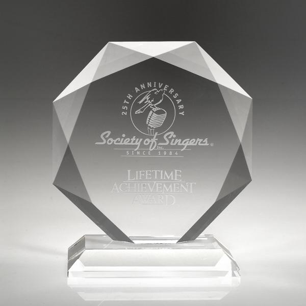 """Award-Diamond 8 3/4"""""""