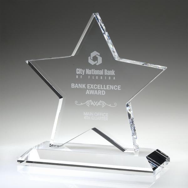 """Award-Star 8 1/2"""""""