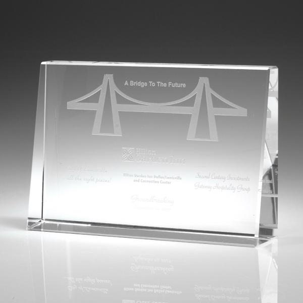 """Award-Horizontal Baldwin 5"""""""