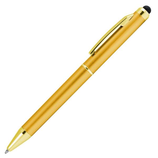 Eden Stylus Pen with Gold Trim