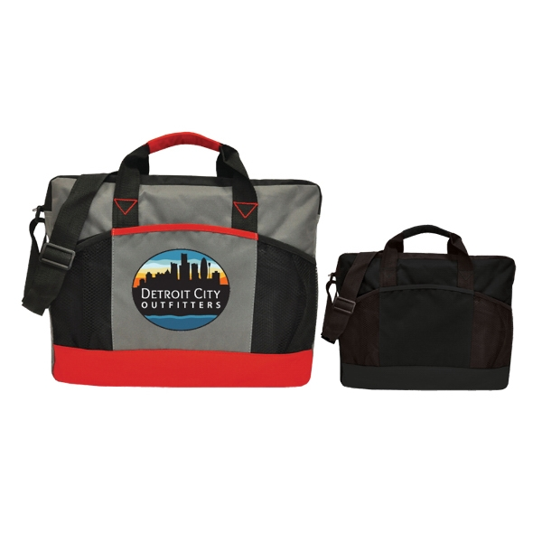 Business Portfolio Briefcase