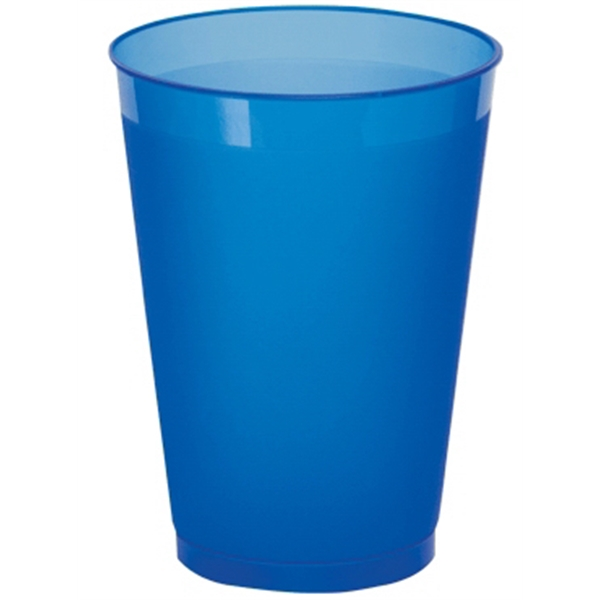 Tinted Frosted tumbler